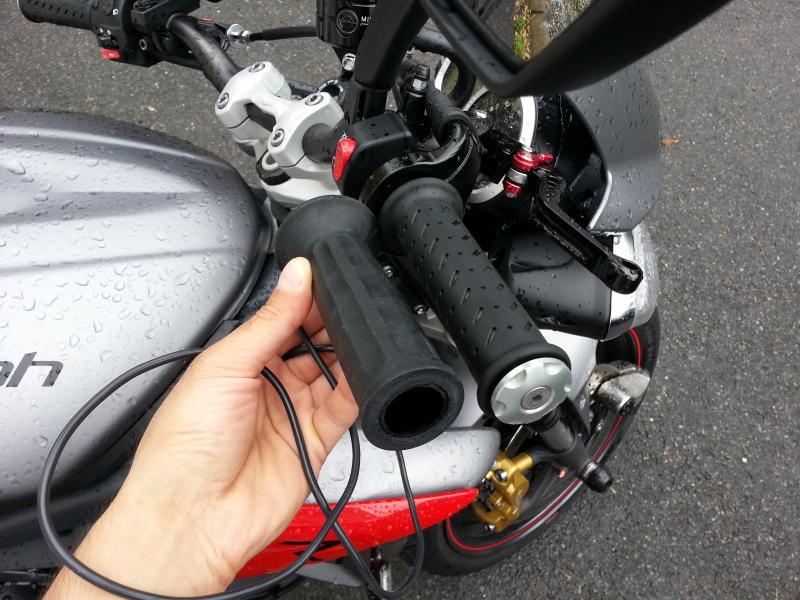 Motorcycle Dealer Near Me >> 2013 Street Triple Heated Grips(A9638090) Looks like crap! - Triumph Forum: Triumph Rat ...
