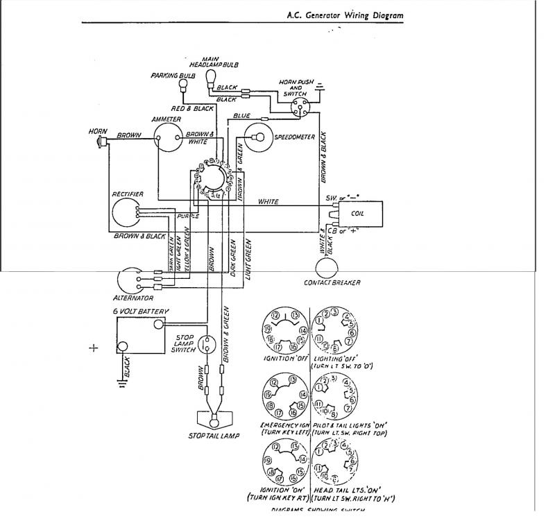 dt400 wiring diagram optra wiring diagram running on one cylinder  running on one cylinder page triumph forum triumph rat click image for larger version 6t wiring