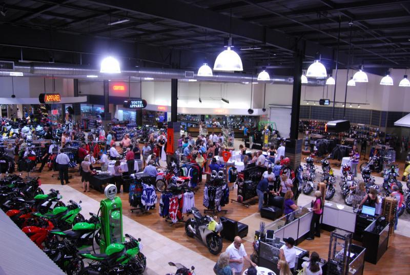 Triumph Motorcycles Dealer now in Lakeland, FL at Fun Bike Center ...
