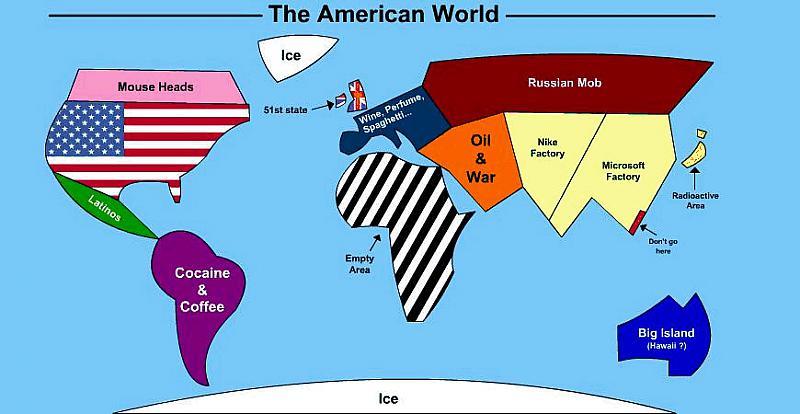 New World Order Redraws World Map Triumph Forum Triumph Rat