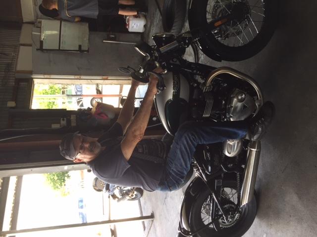 new bobber - triumph forum: triumph rat motorcycle forums