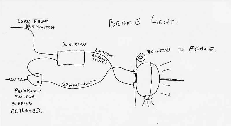 sparx wiring diagram for lights sparx regulator rectifier with joe hunt 1970 650 no lights  regulator rectifier with joe hunt