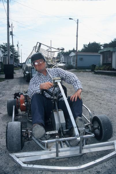 Image result for bubbles trailer park boys go kart