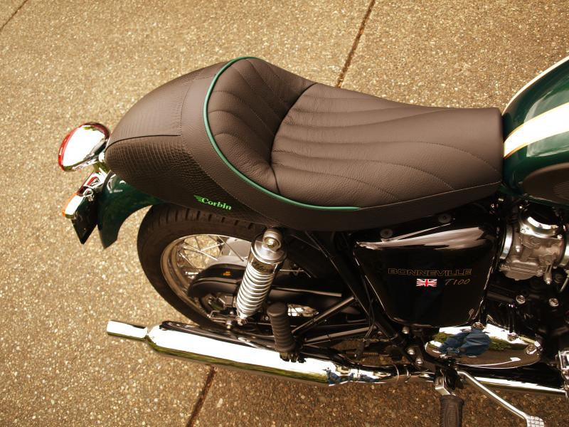 looking to buy a cafe seat for my t100 but i was - triumph forum
