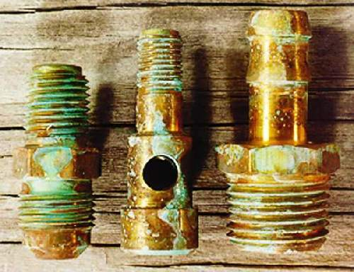 Green Corrosion In Carb Can It Be Saved Triumph Forum
