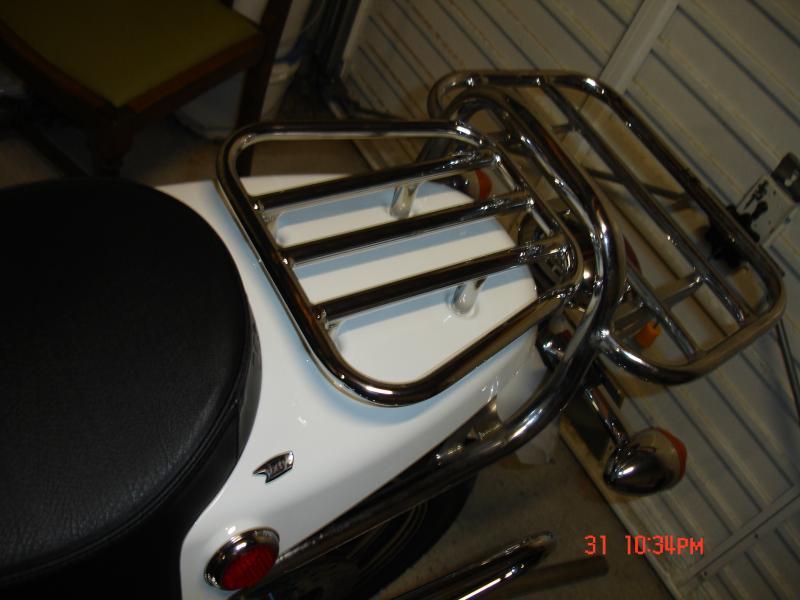 Jim's Motorcycling Adventures: My 2012 Triumph Bonneville T100