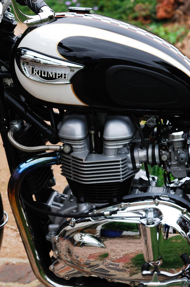 Chrome Rocker Covers Triumph Forum Triumph Rat Motorcycle Forums