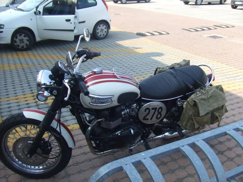 vintage panniers - triumph forum: triumph rat motorcycle forums