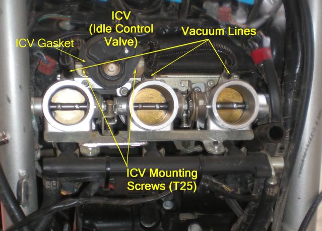 2000 Sprint St Vacuum Leak Triumph Forum Triumph Rat