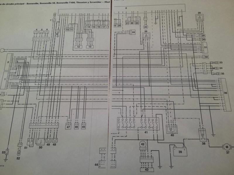 Help with electrical workshop manual Triumph Forum Triumph Rat – K1200gt Wiring Diagram