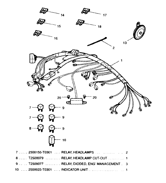 Wiring Diagram Triumph Tr6 Overdrive – The Wiring Diagram ...