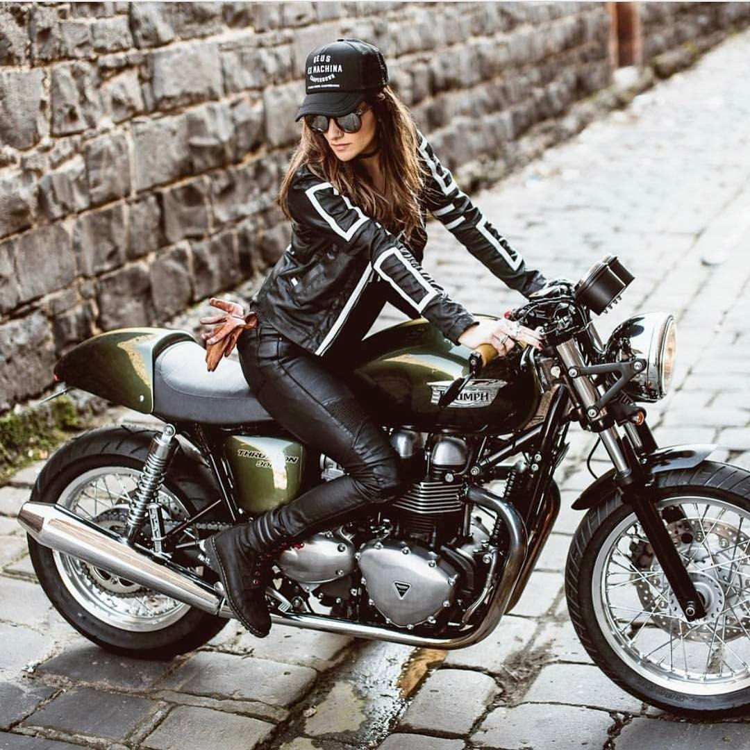 Girls on Motorcycles - pics and comments - Page 957 ...