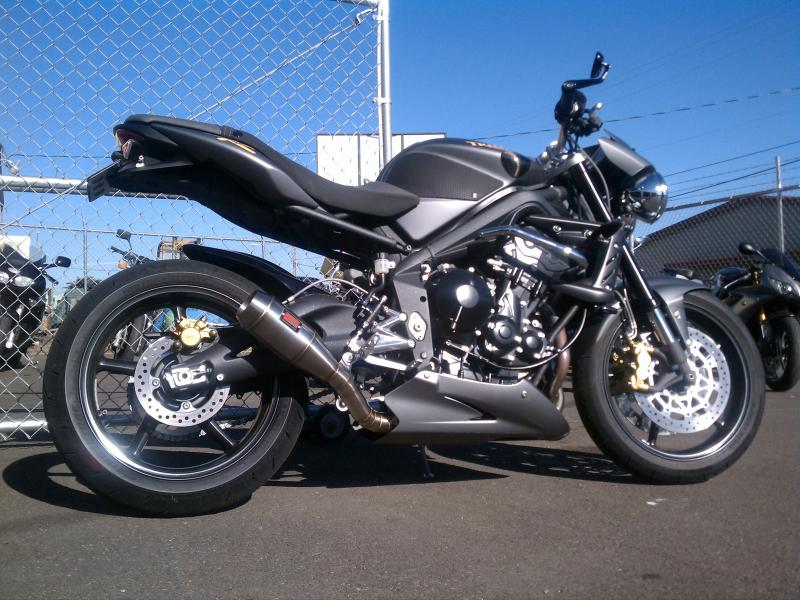 Britishmotorcyclegear Com Bike Of The Month July 2011