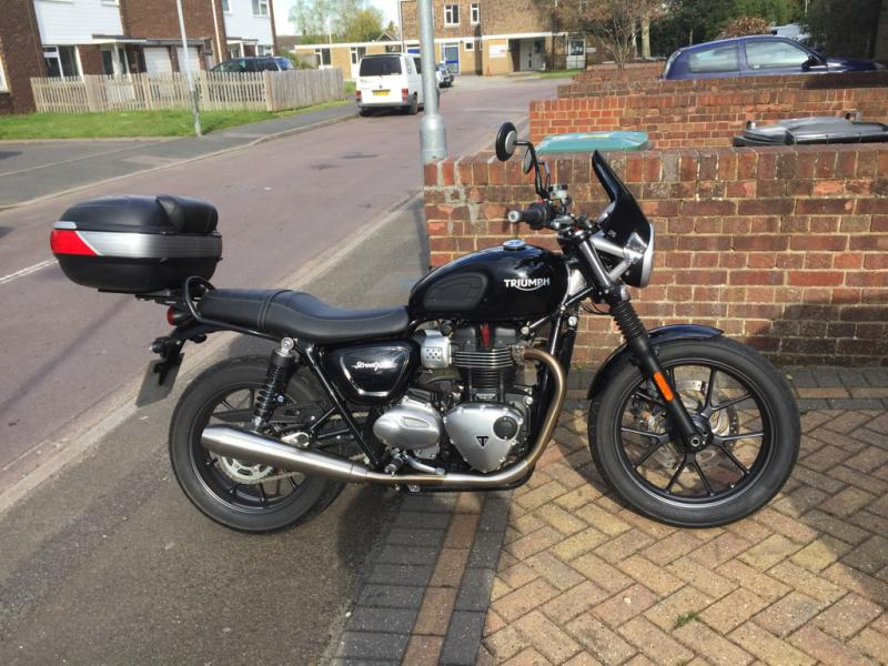 street twin accessories - my shopping list - page 3 - triumph