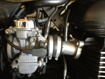 Help with a carb hose - Triumph Forum: Triumph Rat