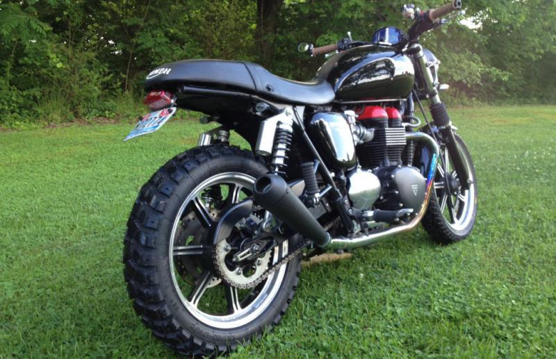 Motorcycle Rear Tire >> dual-sport tire for Bonneville SE? - Page 5 - Triumph Forum: Triumph Rat Motorcycle Forums