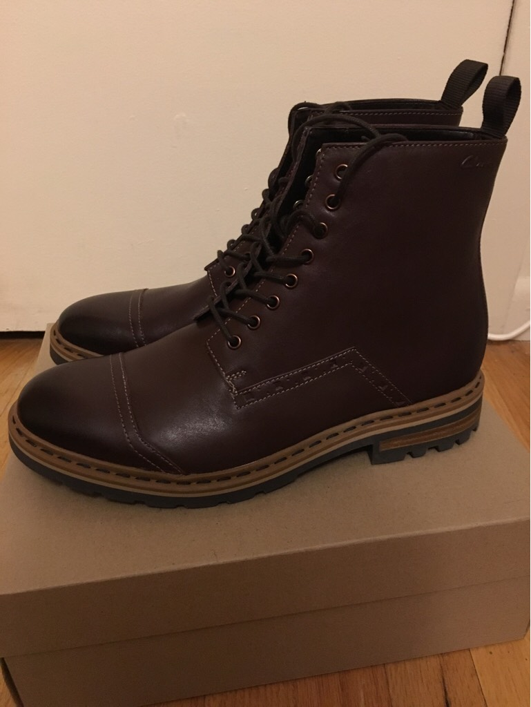 Let's see your BOOTS for riding your classics!!! - Triumph Forum ...