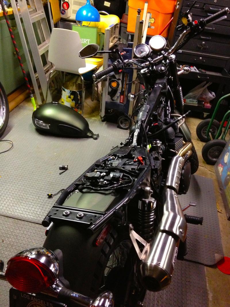 Installed HID kit on the Scrambler.-img_0882.jpg