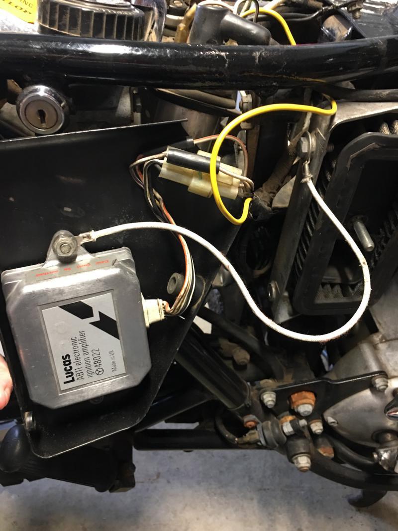 U0026 39 79 Triumph Bonneville T140d Special Rebuild