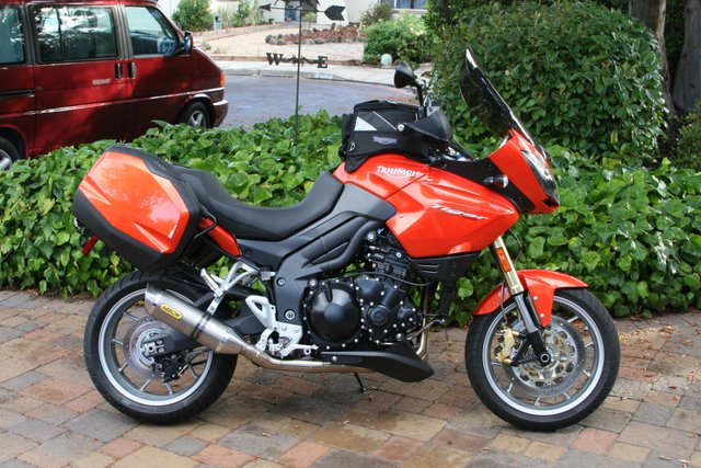 Building A Speed Tiger 1050 Triumph Rat Motorcycle Forums