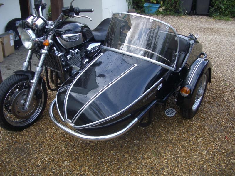 legend with a sidecar? - triumph forum: triumph rat motorcycle forums