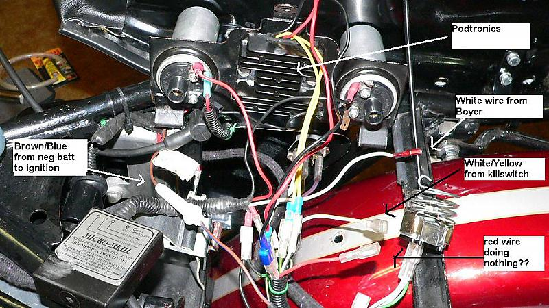 Wiring Diagram Along With Headlight Swap Triumph Forum Triumph Rat