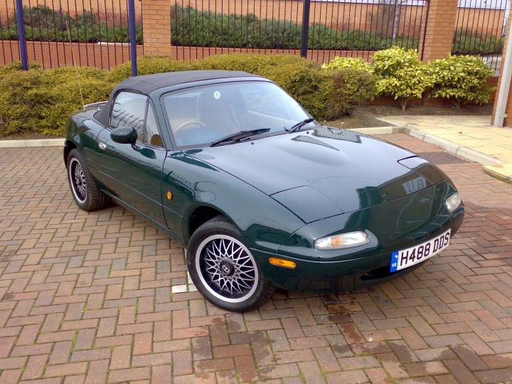 Favourite sports car? pictures - Page 4 - Triumph Forum ...