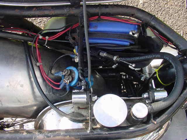Kawasaki C Battery