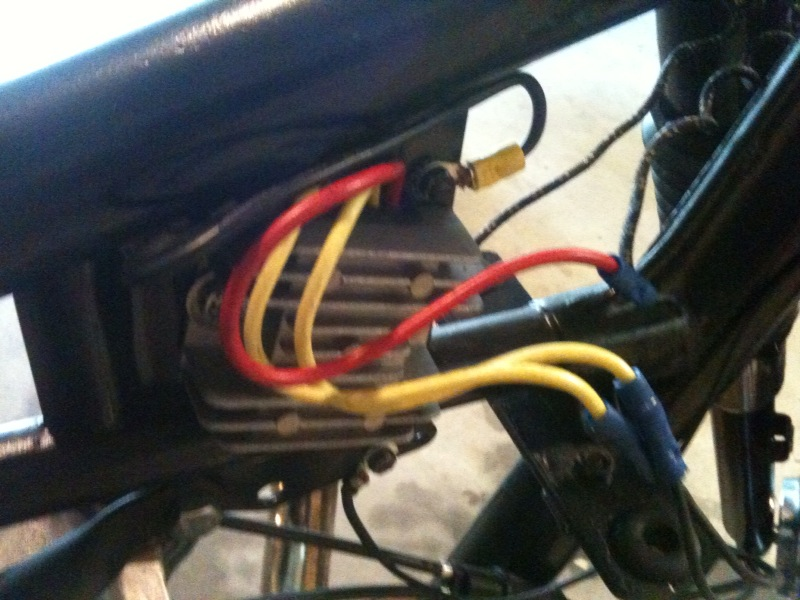 sparx regulator rectifier joe hunt 1970 650 no lights click image for larger version photo 7 jpg views 678