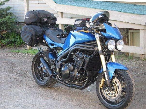 triple luggage - page 2 - triumph forum: triumph rat motorcycle forums