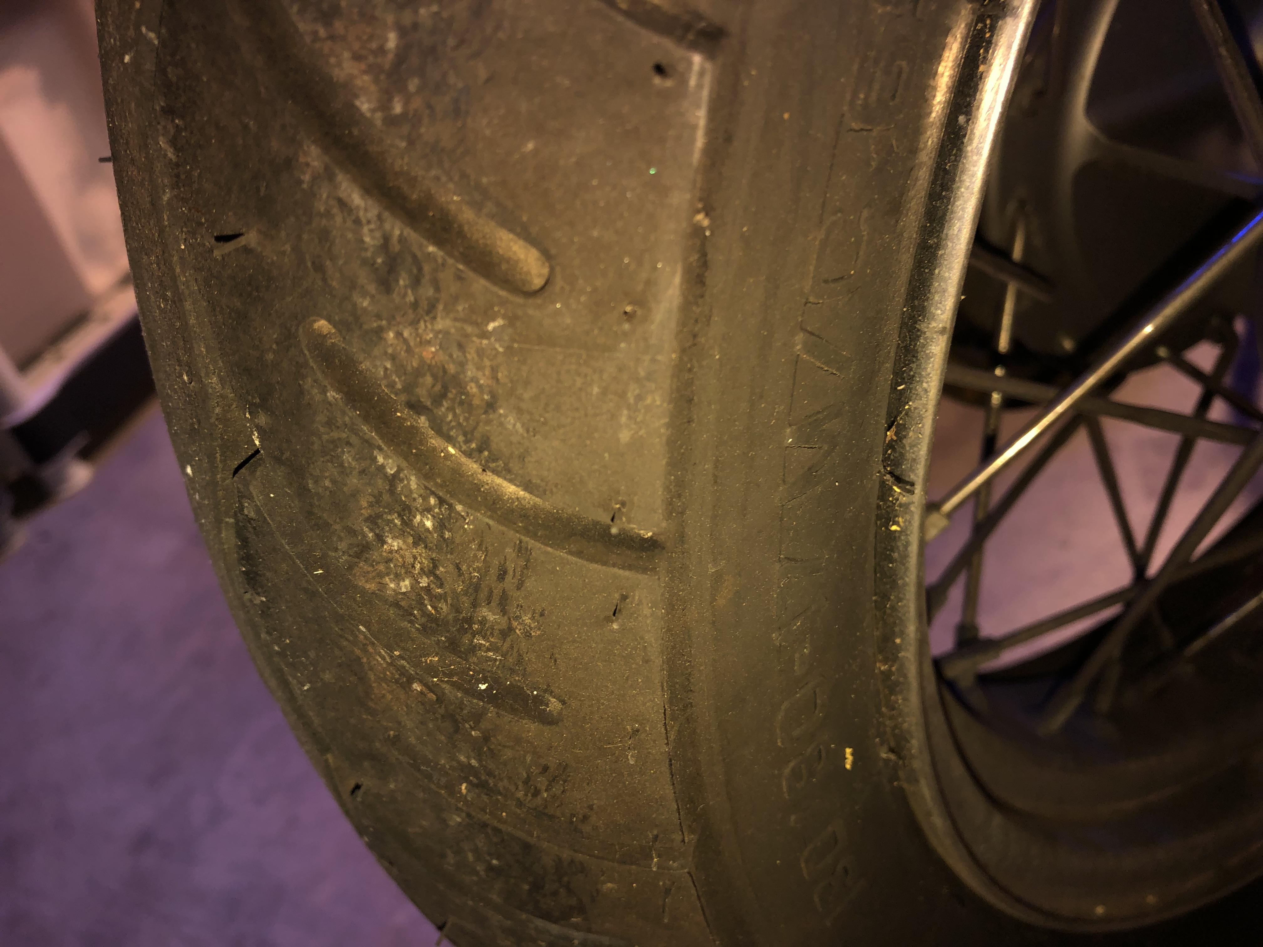 06 T-100 Tangerine Non-Op Project-rear-tire.jpg