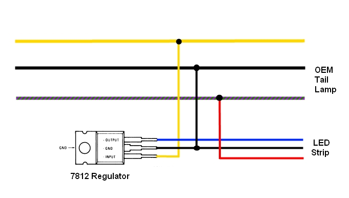 tailgate light bar wiring diagram wiring diagrams wiring diagram for tailgate light bar and hernes