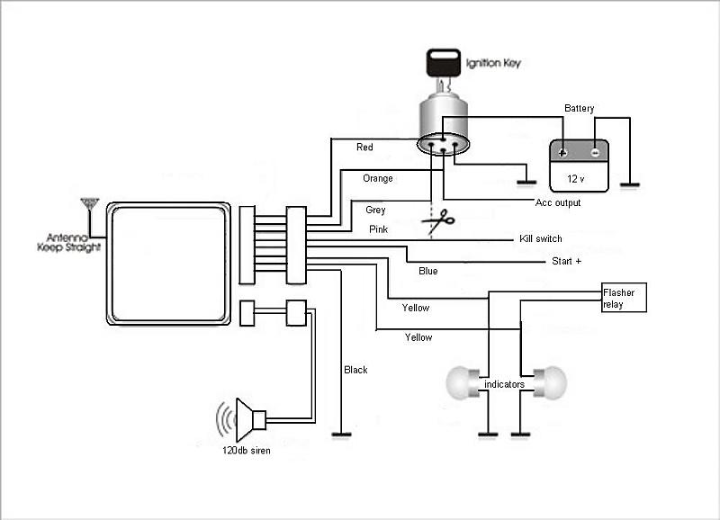 Kill Switch Relay Wiring Diagram