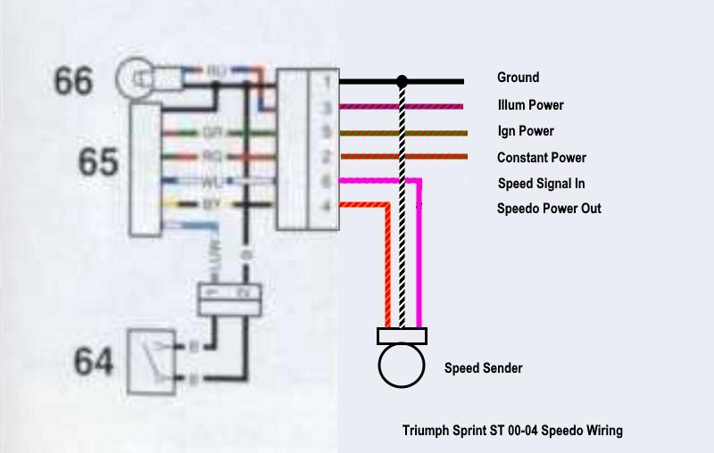 File  Daytona Instrument Speedo Wiring Diagram