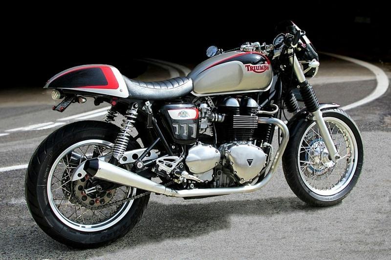 thruxton-bonneville tires - triumph forum: triumph rat motorcycle