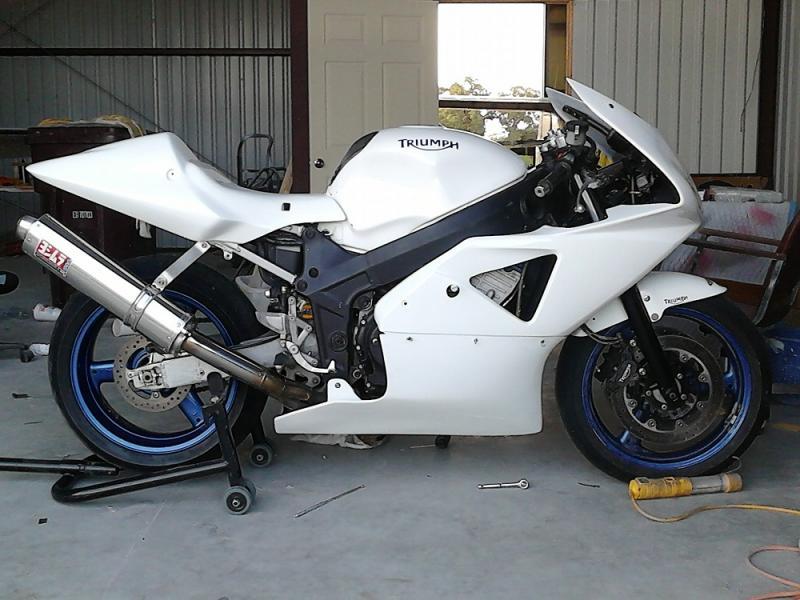 2002 triumph tt600 motorrad bild idee rh motorrad fernandotarnogol com