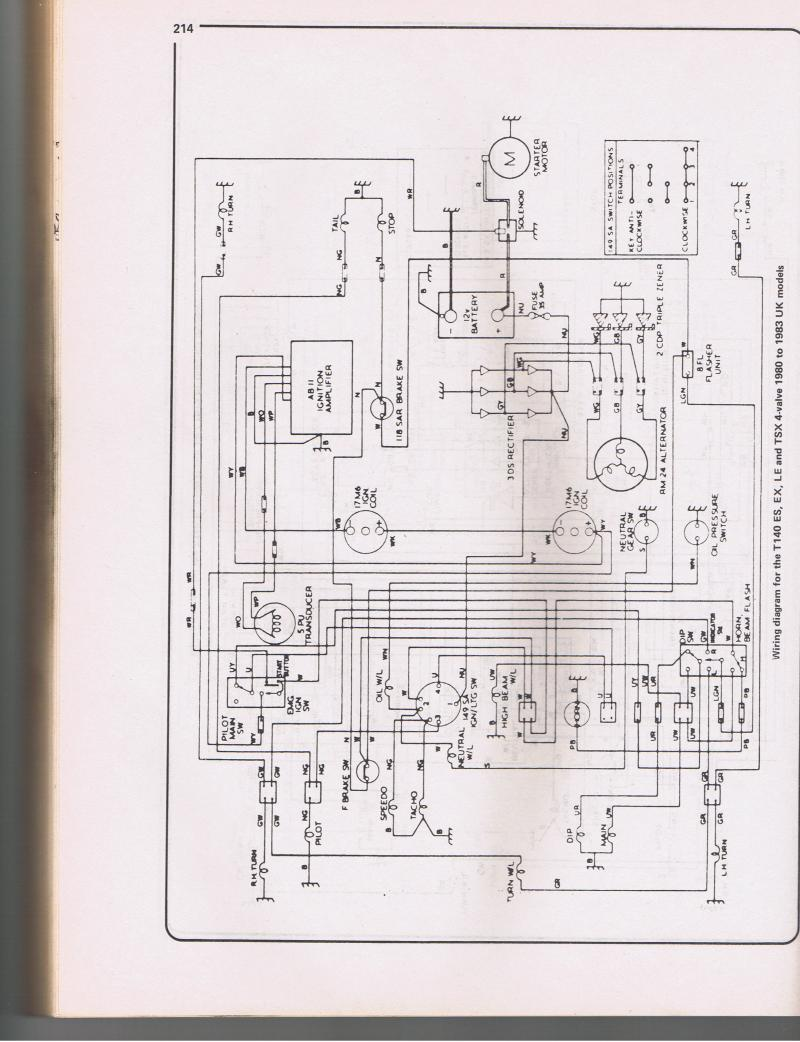 triumph bonneville wiring diagram wiring diagram for es bonneville  triumph rat motorcycle forums  wiring diagram for es bonneville