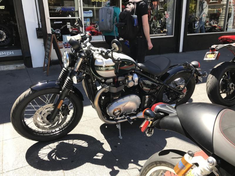 my new bobber - triumph forum: triumph rat motorcycle forums