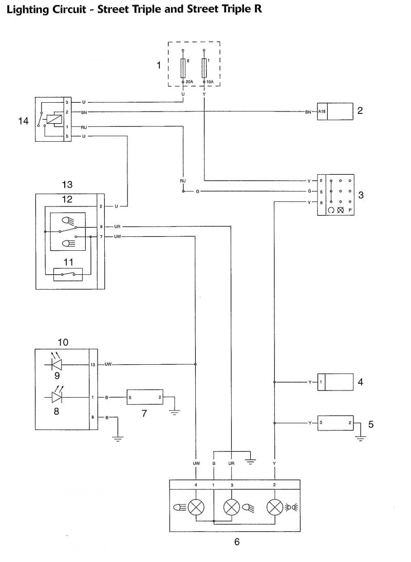 Wiring Diagram For Triple Light Switch : Way switch wiring diagram light readingrat