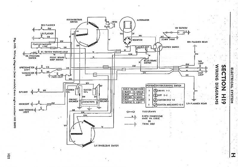 1962 650 yamaha motorcycle wiring diagram diagram auto 2004 Yamaha R6 Wiring-Diagram 1978 Yamaha 650 XS Special