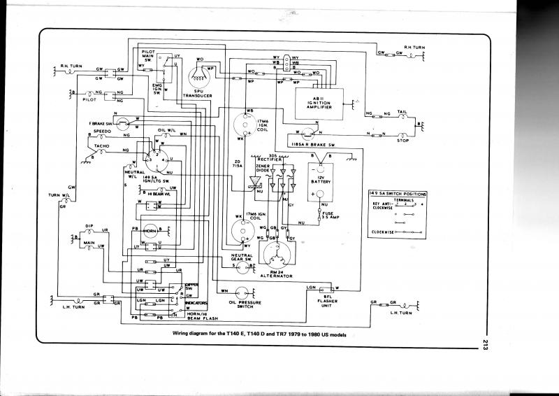 383114d1465326087 electrics gurus help wanted wiring diagram haynes electrics gurus help wanted page 2 triumph forum triumph rat triumph tr7 wiring diagram at eliteediting.co