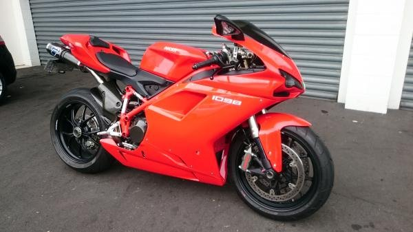 Showcase cover image for Trelize's 2008 Ducati 1098