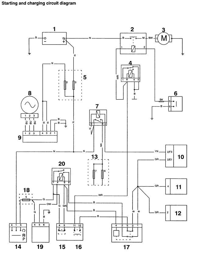 [TBQL_4184]  Wiring diagram 02 Daytona | Triumph Rat Motorcycle Forums | Triumph Simplified Wiring Diagram |  | Triumph Rat