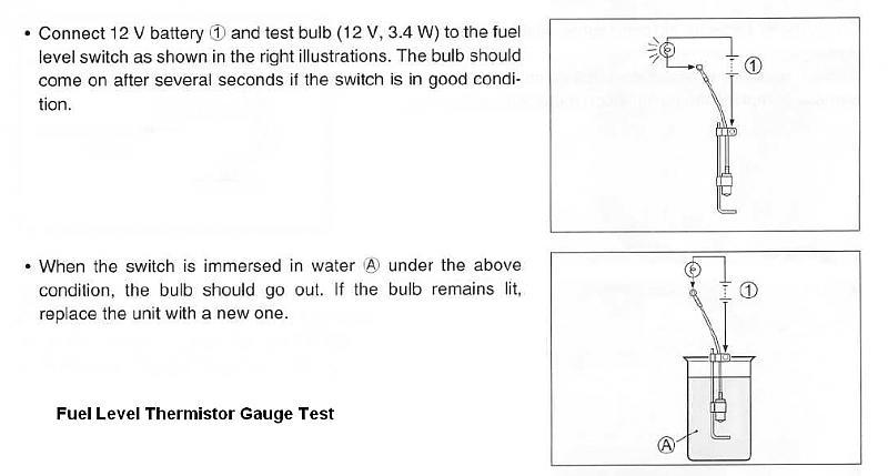 Question about fuel level sensor | Triumph Rat Motorcycle ForumsTriumph Rat