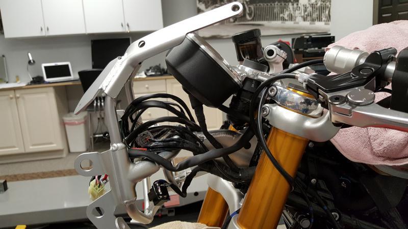 Triumph Motorcycles Thruxton R Heated Grip Kit A9638135