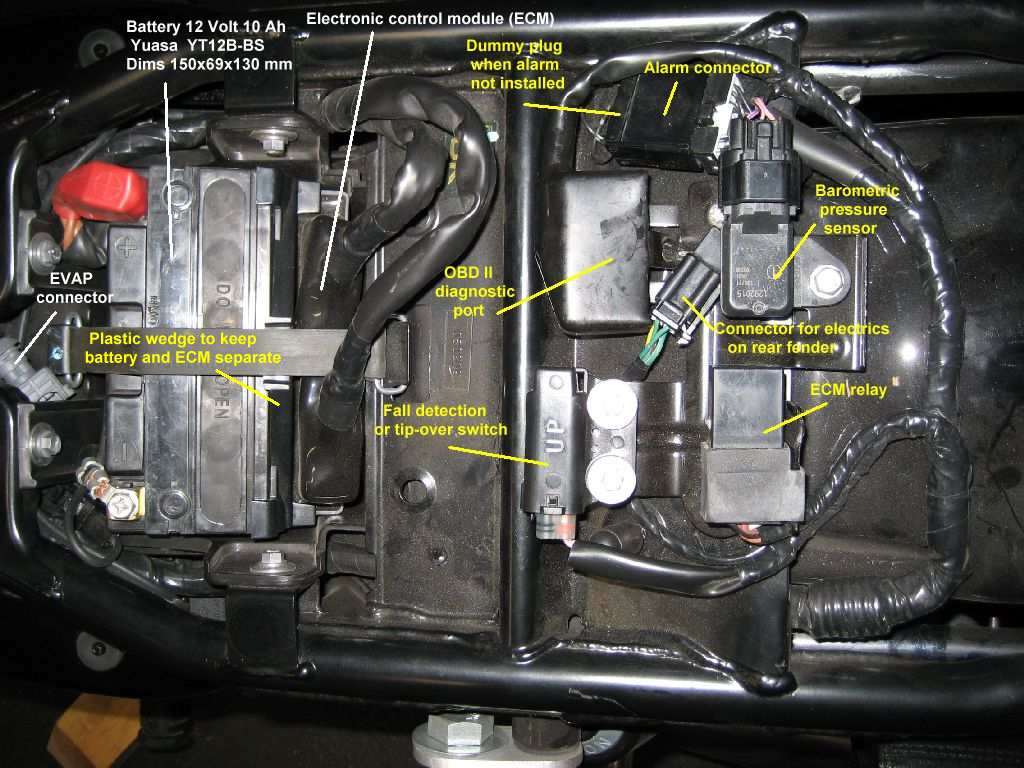 where is the obdii port on my  u0026 39 07 scrambler
